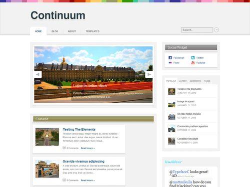 theme Continuum