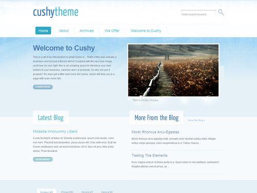 theme Cushy