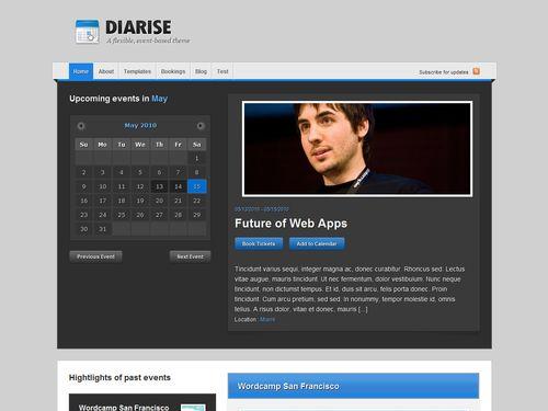 theme Diarise