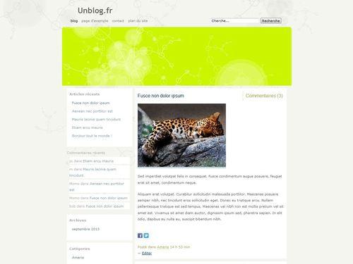 theme Fauna