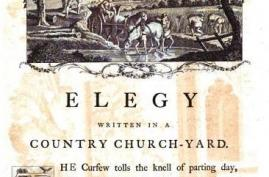 first-page-of-dodsleys-illustrated-edition-of-grays-elegy-with-illustration-by-richard-bentley