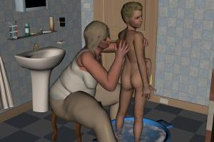 luke-having-a-bath2-how-did-you-get-so-dirty